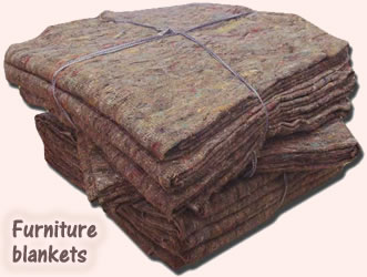 Furniture blankets
