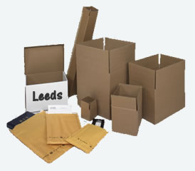 Moving boxes available to buy in Leeds