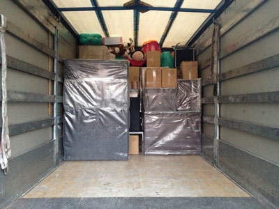 House and office removals Ossett