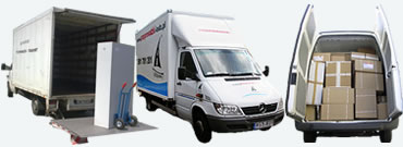 Man and van Leeds - 7,5 ton, transit and sprinter