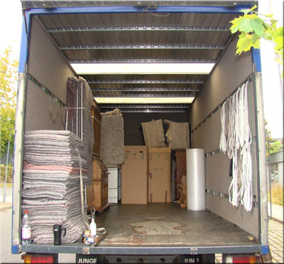 Office removals Wakefield
