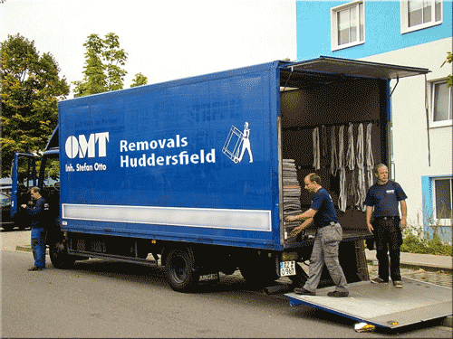 Removal companies Huddersfield